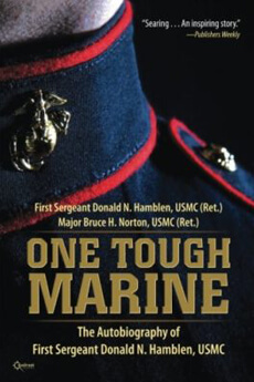 One Tough Marine: The Autobiography of First Sergeant Donald N. Hamblen, USMC*